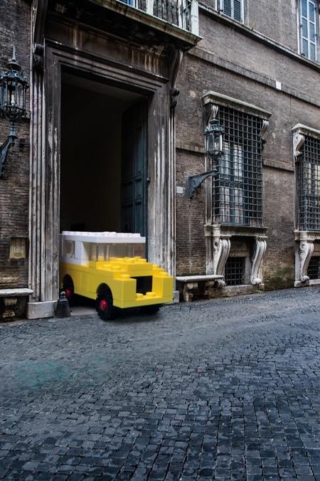 Domenico Franco LEGO Car