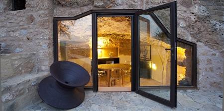 Modern Cave House