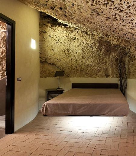 Modern Cave Apartment