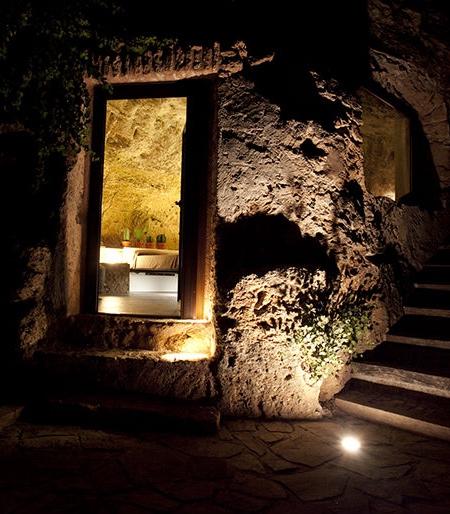 Cave Apartment