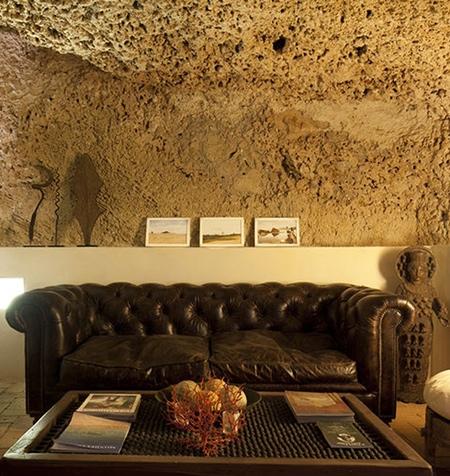 Sicily Cave House