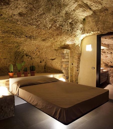 Sicily Cave Apartment