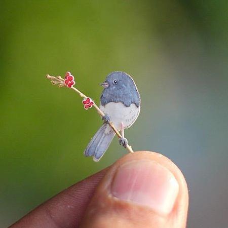 NVillustration Paper Birds