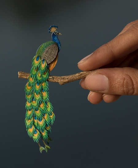 Vaishali Chudasama Paper Birds