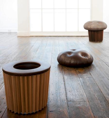 Matteo Bianchi Muffin Chair