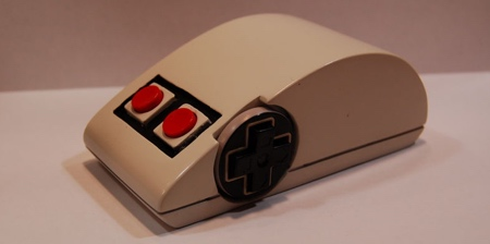 NES Controller Mouse