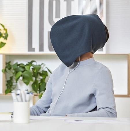 OstrichPillow Hood