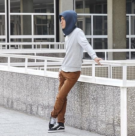 Wearable Privacy Hood