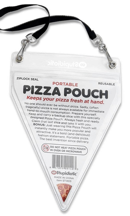 Pizza Slice Pouch