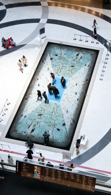 Pool Carpet