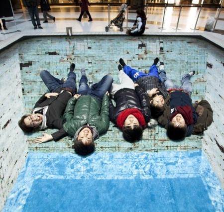 Jeroen Bisscheroux Pool