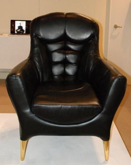 Bodybuilder Chair