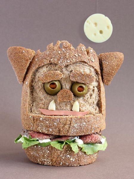 Edible Monster