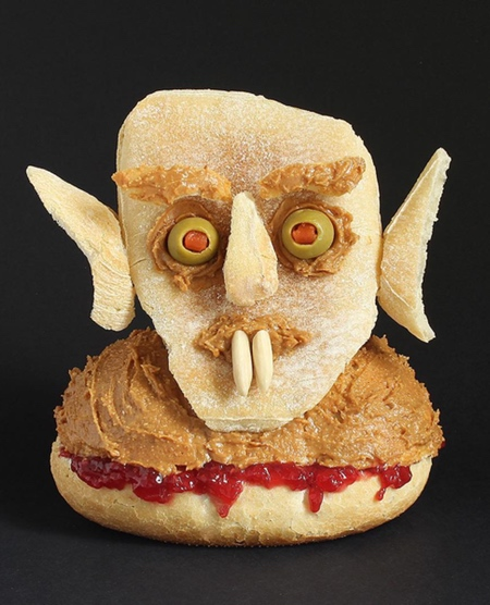 Kasia Haupt Sandwich Monsters