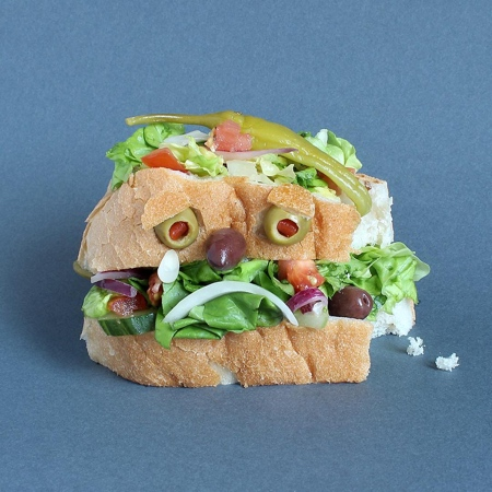 Kasia Haupt Sandwich Monster