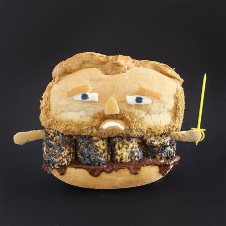 Kasia Haupt Sandwich