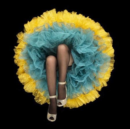 Fashion photographer Daryl Banks