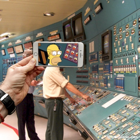 Simpsons in Real Life