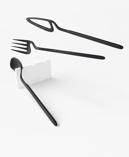 Futuristic Cutlery