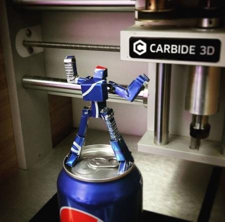 Pepsi Robot