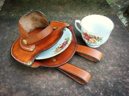 Steampunk Teacup Holster