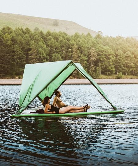 Hammock Tent Raft