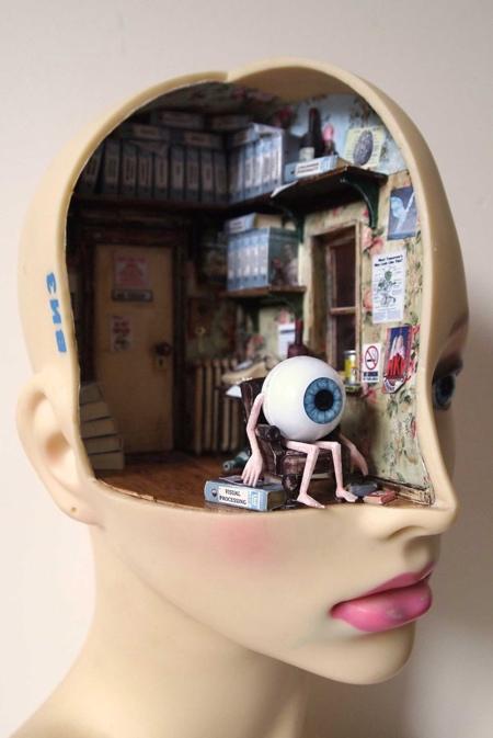 Serge Jupin Visual Process