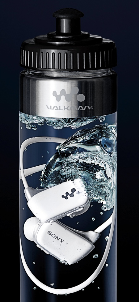 Waterproof Walkman Packaging