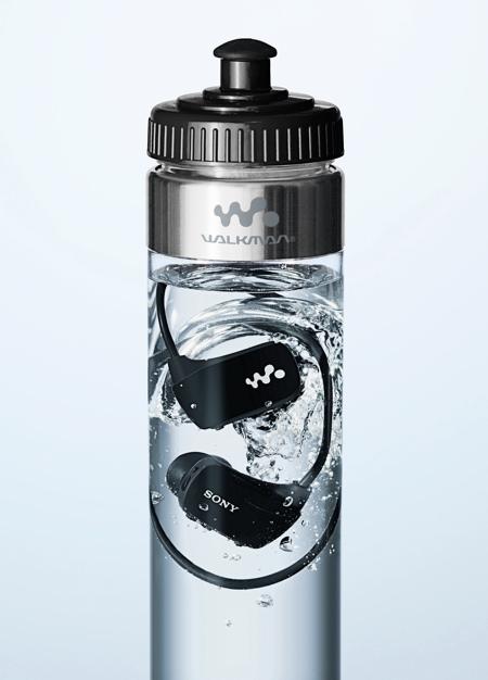 Waterproof Earphones Packaging