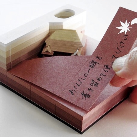 Japanese Note Pad