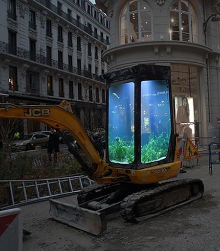 Aquarium Excavator