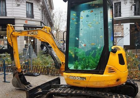 Aquarium Digger