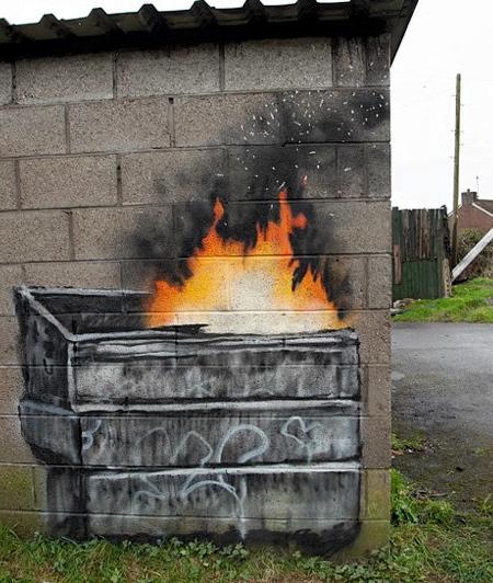 Banksy Season Greetings