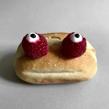 Sabine Timm Bread Faces