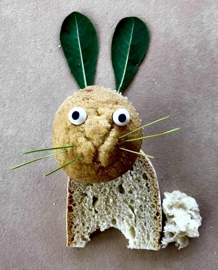 Sabine Timm Bread Creatures