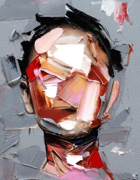 Brushstroke Painting