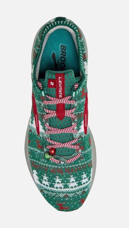 Ugly Christmas Sweater Shoes