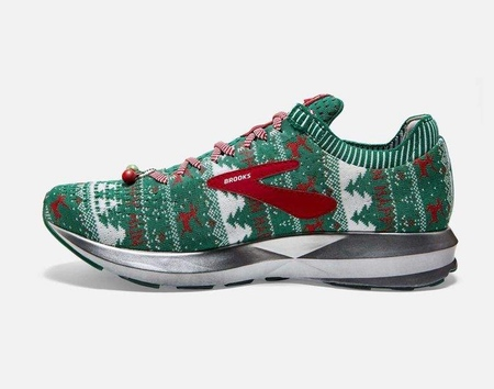 Christmas Sweater Running Shoes