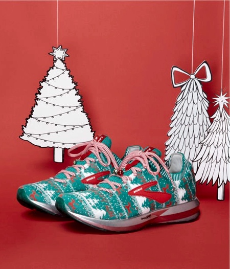 Christmas Sweater Sneakers