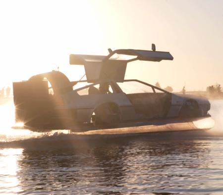 Delorean Watercraft
