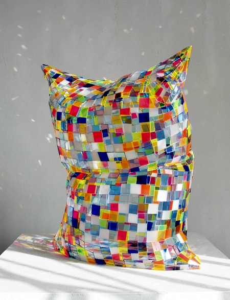 Disco Ball Pillow