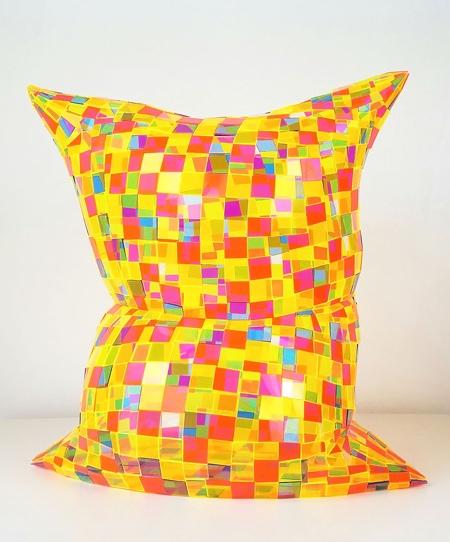 Glass Pillow