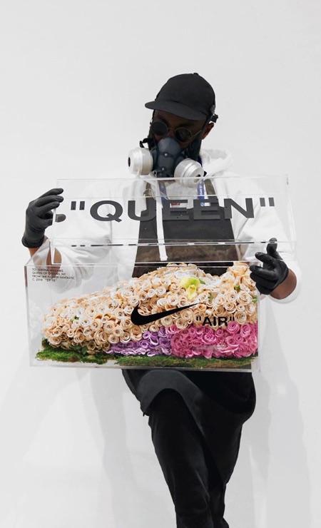 Nike Flower Shoe