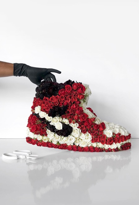 MFF Flower Shoes
