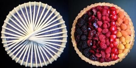 Pie Art by Lauren Ko
