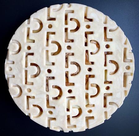 Geometric Pie