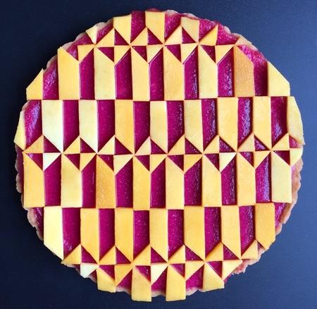 Geometric Tarts