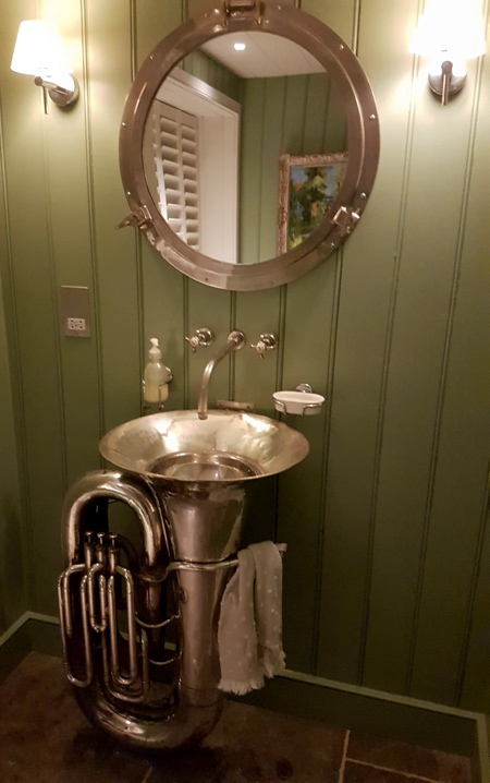 Musical Bathroom