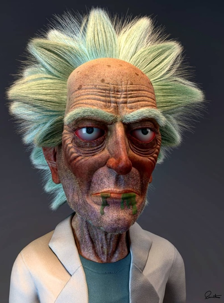 Old Man Rick