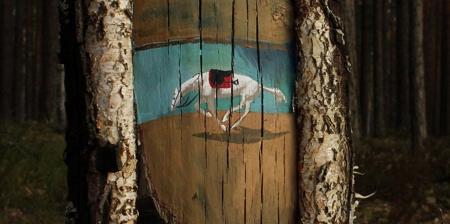 Paintings on Trees